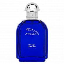 Jaguar for Men Evolution Eau de Toilette férfiaknak 100 ml
