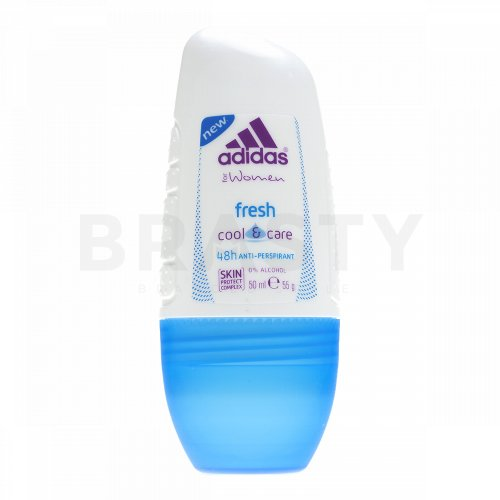 Adidas Cool & Care Fresh Cooling dezodor roll-on nőknek 50 ml